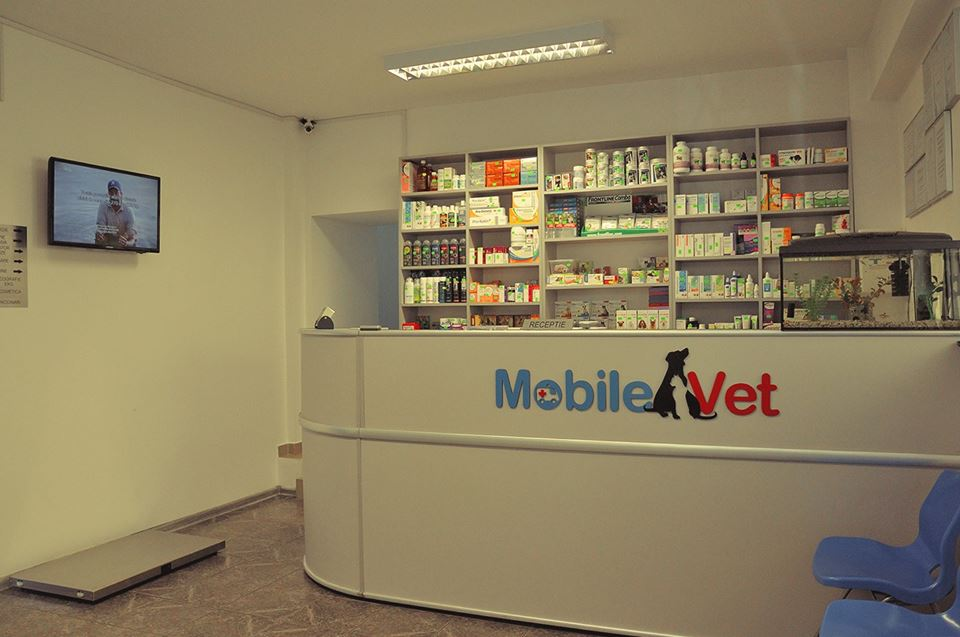 clinica veterinara Mobile Vet
