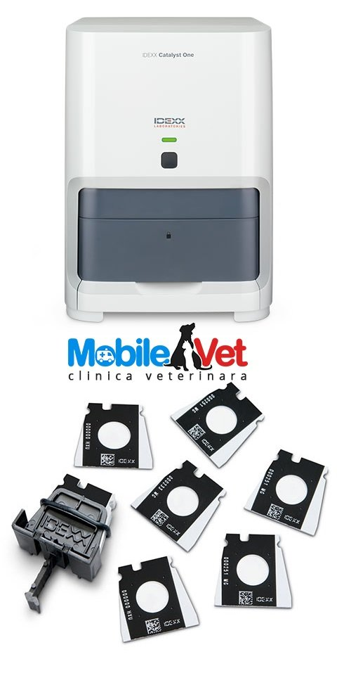IDEXX Catalyst One Mobile Vet